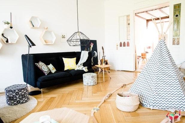 Eklektisch Kinderzimmer By Claudia Vallentin Fotografie