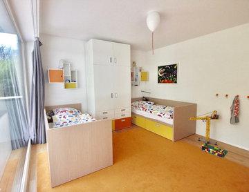 Gemeinsames Kinderzimmer für Junge & Mädchen