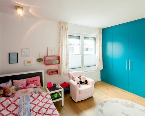 kinderzimmer mit lila wandfarbe in deutschland ideen design bilder houzz. Black Bedroom Furniture Sets. Home Design Ideas