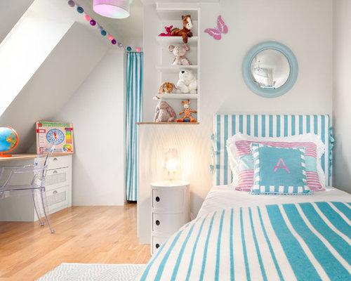 kleines kinderzimmer klassisches mit schlafplatz weiaer wandfarbe und hellem holzboden in ma 1 4 nchen kleine farblich gestalten