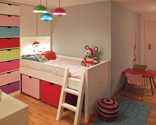Kinderzimmer gestalten Home: Ideen für Mädchen & Junge