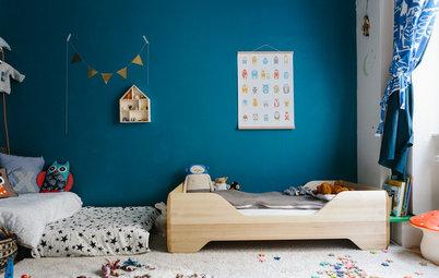 In welcher Farbe soll ich das Kinderzimmer streichen lassen?