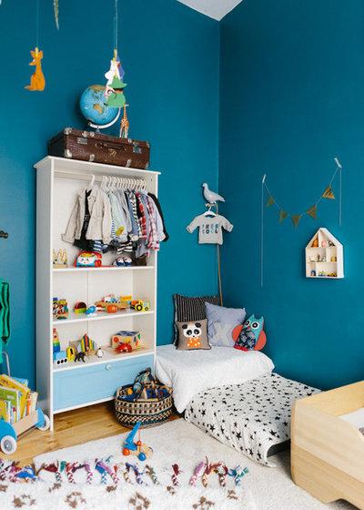 Eklektisch Kinderzimmer by HEJM - Interieurfotografie