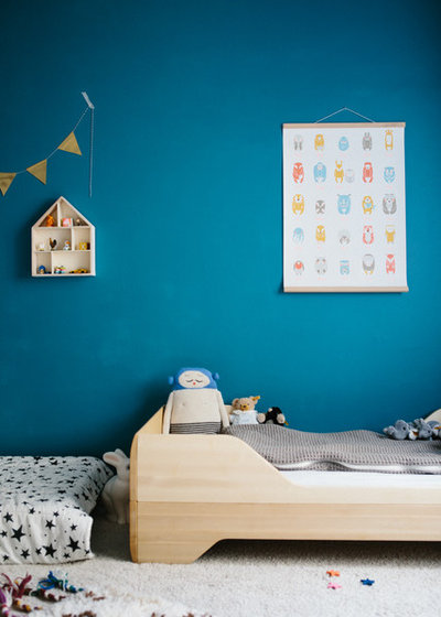 6 einfache ideen wie sie das kinderzimmer streichen k nnen. Black Bedroom Furniture Sets. Home Design Ideas