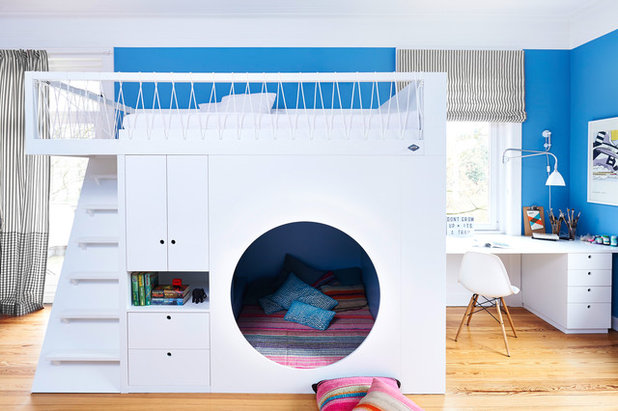 Contemporain Chambre d'Enfant by OPEN RUUM