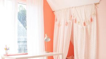 Interior Projekt Ulm Kinderzimmer