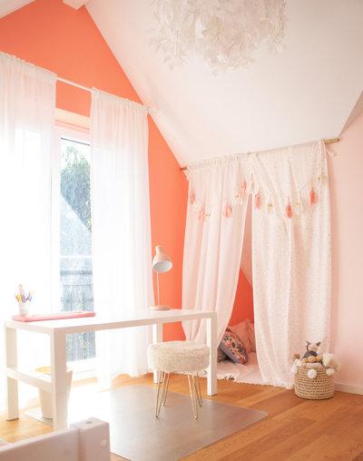 Modern Kinderzimmer by Rosa Baur Interior