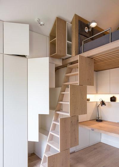 Modern Kinderzimmer by schulz.rooms