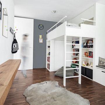 Jugendzimmer | Hochbett