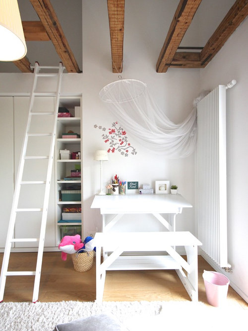 Landhausstil kinderzimmer ideen design houzz for Kinderzimmer landhausstil