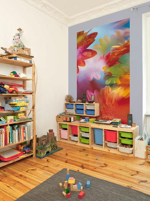 spielecke im kinderzimmer fantasievoll verspielt gestalten, Schlafzimmer design