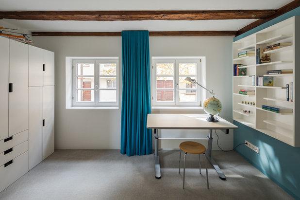 Modern Kinderzimmer by gerken.architekten+ingenieure