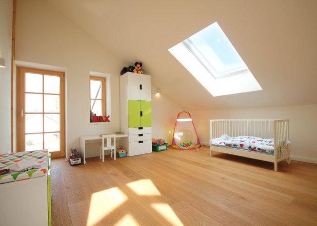 Modern Kinderzimmer by Planungsbüro Schilling | Architektur