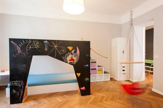 tafelfarbe an der wand 25 ideen f r den farb trend. Black Bedroom Furniture Sets. Home Design Ideas