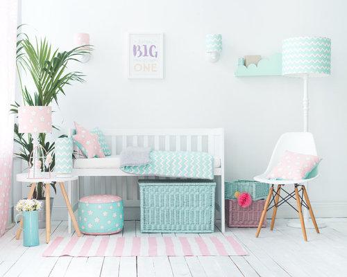 moderne kinderzimmer ideen design bilder houzz. Black Bedroom Furniture Sets. Home Design Ideas