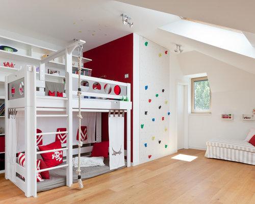 moderne kinderzimmer ideen design houzz. Black Bedroom Furniture Sets. Home Design Ideas