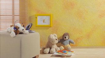 Kinderzimmer von Maik Wahrenberg Malermeister
