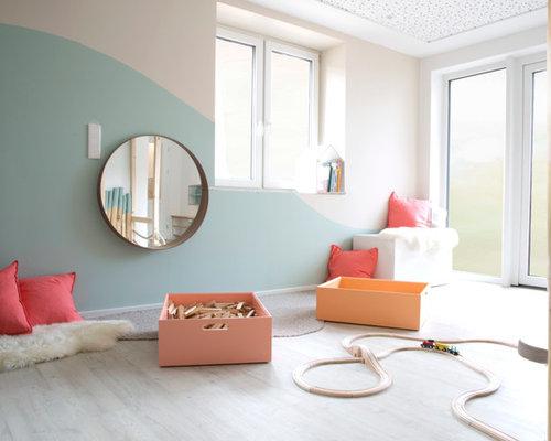 skandinavische kinderzimmer: design-ideen, bilder & beispiele | houzz, Schlafzimmer design