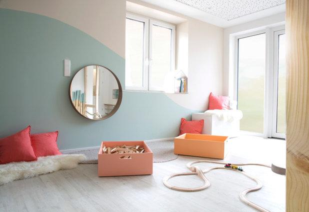 Skandinavisch Kinderzimmer by Mjuka
