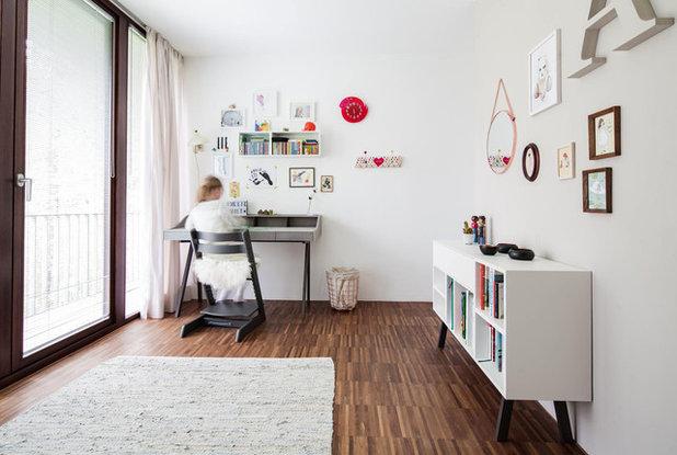 Modern Kinderzimmer by HEIKESCHWARZFISCHER | INTERIOR. DESIGN.