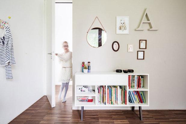 Skandinavisch Kinderzimmer by HEIKESCHWARZFISCHER | INTERIOR. DESIGN.