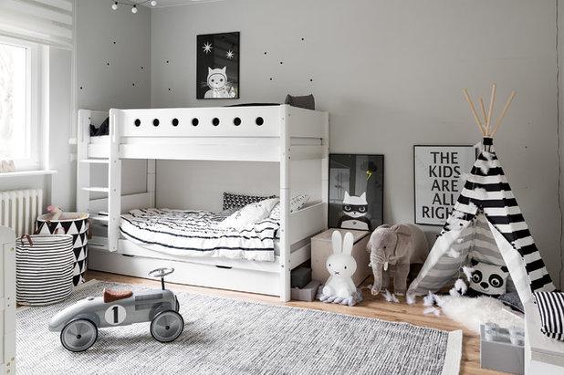 Scandinave Chambre d'Enfant by Maike Wagner | Fotografie