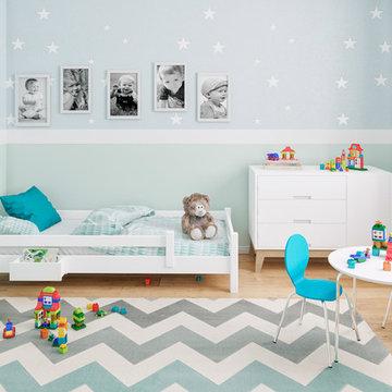mitwachsendes Kinderbett PICCO