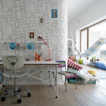 Modern Kinderzimmer