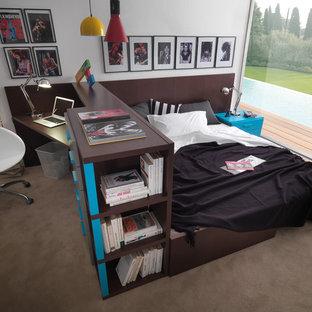 Chambre d\'enfant avec moquette Dusseldorf : Photos et idées ...