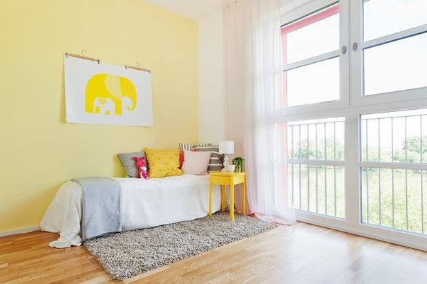 kinderzimmer deko selber machen 13 fr hliche ideen. Black Bedroom Furniture Sets. Home Design Ideas