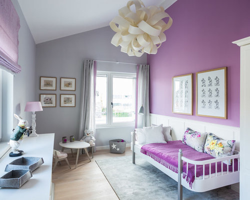 Moderne kinderzimmer ideen design houzz for Moderne kinderzimmer