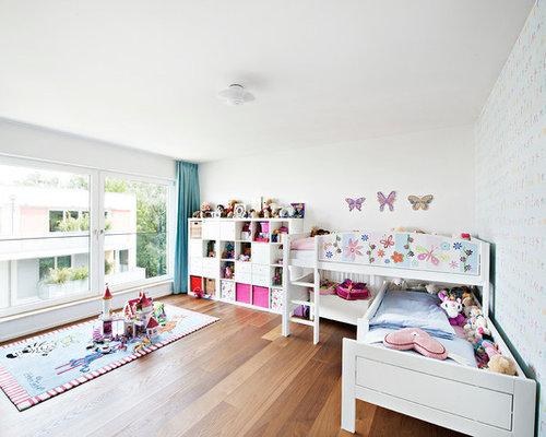 gro e moderne kinderzimmer ideen design houzz. Black Bedroom Furniture Sets. Home Design Ideas