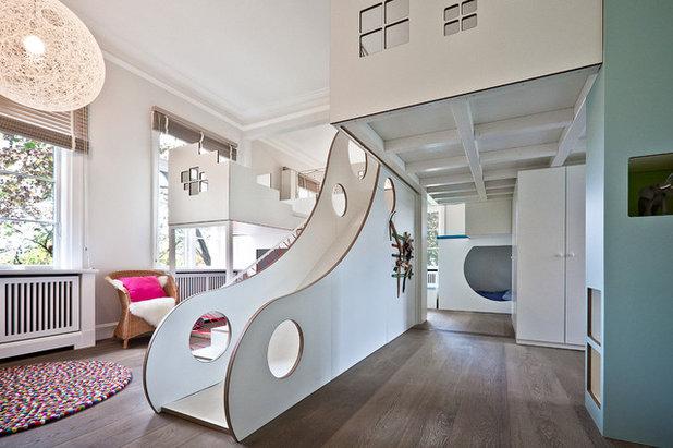 Bambini 7 idee anticonformiste per un luna park dentro casa for Jugendzimmer 7 qm