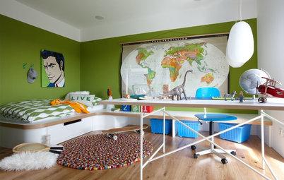 Schreibtischplatz für Kinder einrichten: So bekommt er Bestnoten!