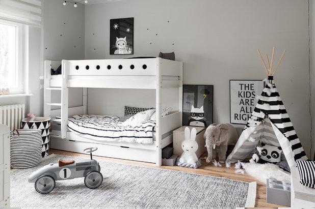 Cuarto infantil 6 detalles para darle un toque n rdico for Dormitorio infantil nordico