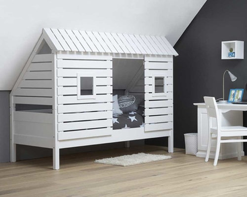 au ergew hnliche kinderbetten. Black Bedroom Furniture Sets. Home Design Ideas