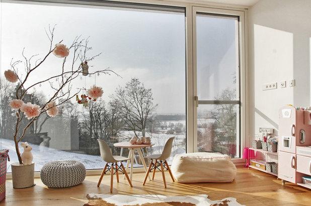 Modern Kinderzimmer by Fußner-Kühne Architekten