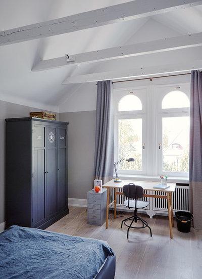Modern Kinderzimmer by Anja Lehne interior design