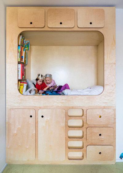 Contemporáneo Dormitorio infantil by Atelier ST