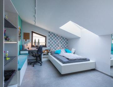 Umbau einer Wohnung in Cadolzburg