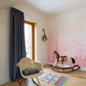 Umbau eines Einfamilienhauses - Projekt F&F