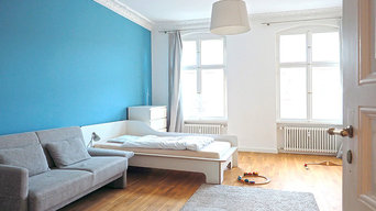 Wohnungsmodernisierung Kindezimmer