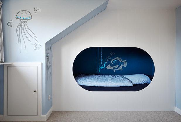 エクレクティック 子供部屋 by grotheer architektur