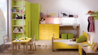 Zimmer für Babys und Kleinkinder | Modern, zeitlos, innovativ