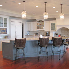 Traditional Kitchen by Scott L. Rand AIA