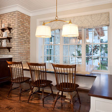 Eclectic Kitchen by Magleby Construction