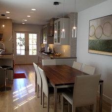 Contemporary Kitchen by MP DESIGN Interior Architecture + Interior Design