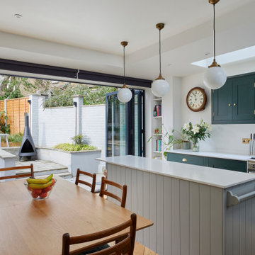 0909 End of terrace home transformation in North London