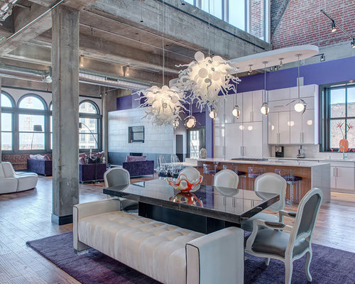Industrial Glam Home Design Ideas Pictures Remodel And Decor