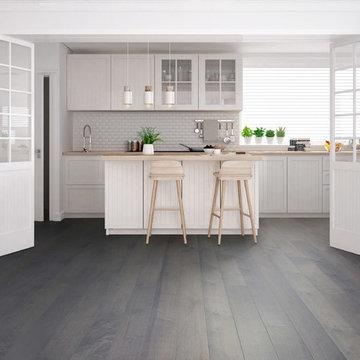 "1/2"" x 5"" Matte Pashmina Maple Engineered Flooring"